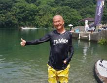アジアウェイクボード協会理事長/世界ウェイクボード協会副会長 薄田克彦さん